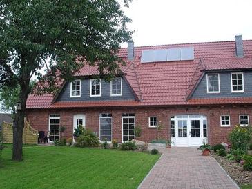 Ferienwohnung Rüthers Landhaus Rosengarten