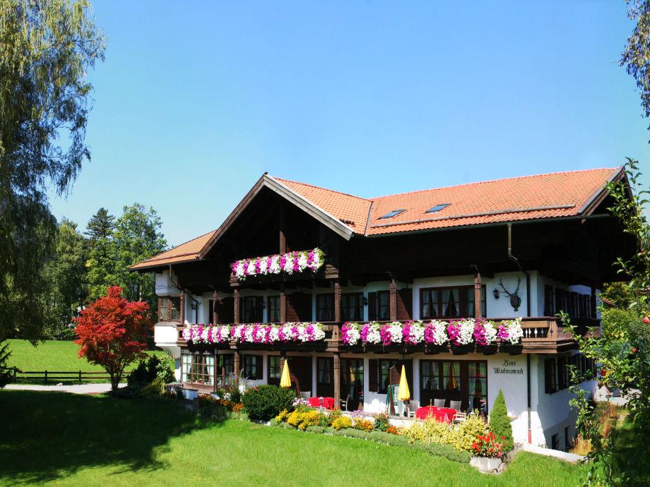 Haus Waidmannsruh in Ruhpolding