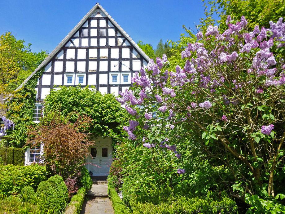 Haus Kajan im Frühling