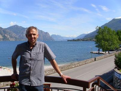 Ihr Gastgeber Jürgen Reusch