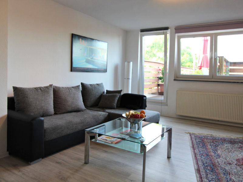 Apartment mit Dachterrasse im Haus Sonnenschein