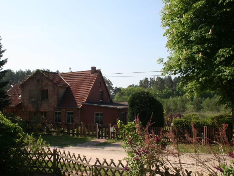 Ferienhaus am Pagelsee im Müritz-Nationalpark