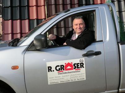 Ihr Gastgeber Rainer Gräser