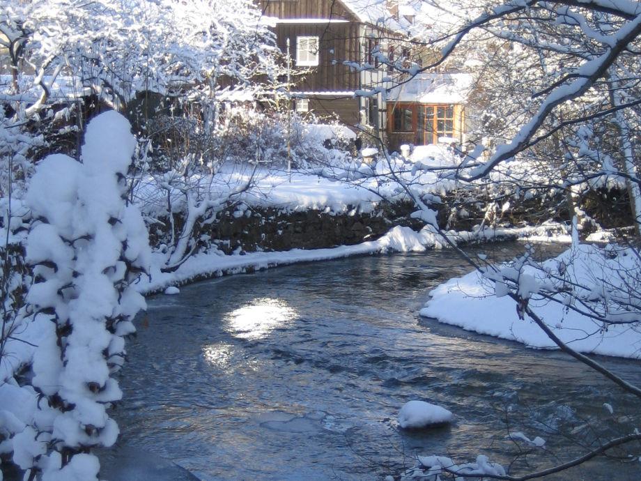 Romantic snowy winters