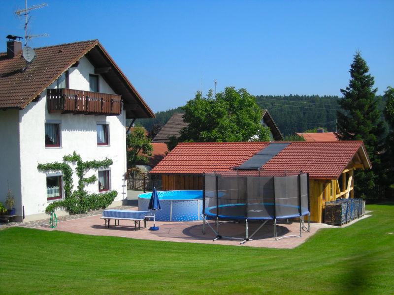 Hubers Ferienhaus