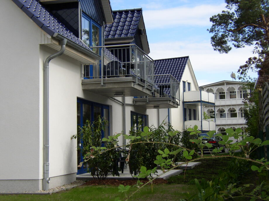 Appartementhaus OLIVIA
