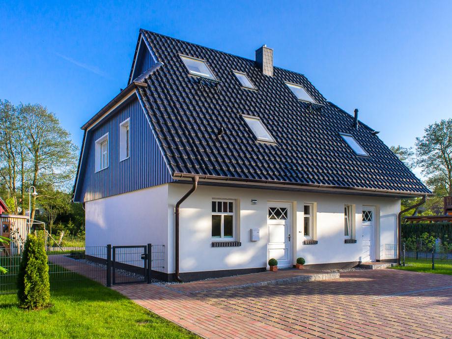 Ferienhaus luisenlund im ostseebad prerow ostseebad for Haus finden