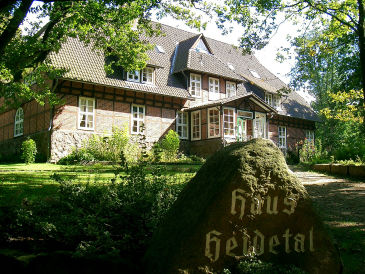 Bed & Breakfast im Haus Heidetal