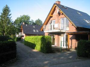 Ferienhaus Zur Seetreppe 9 am Fleesensee