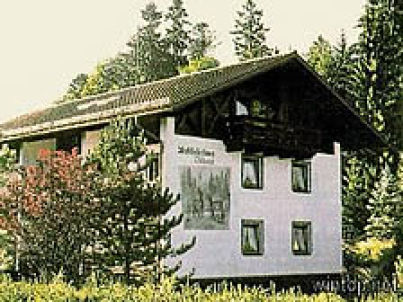 Waldferienhaus Diana