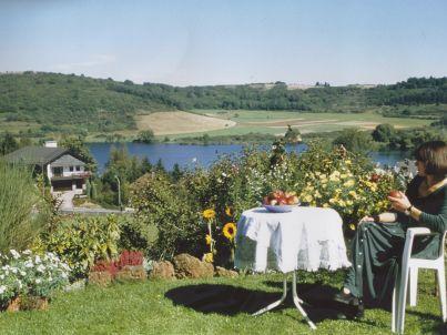 Panorama-Ferienwohnung mit Seeblick