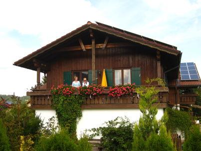 """Haus Fichtl """"KönigsCard-Gastgeber"""""""