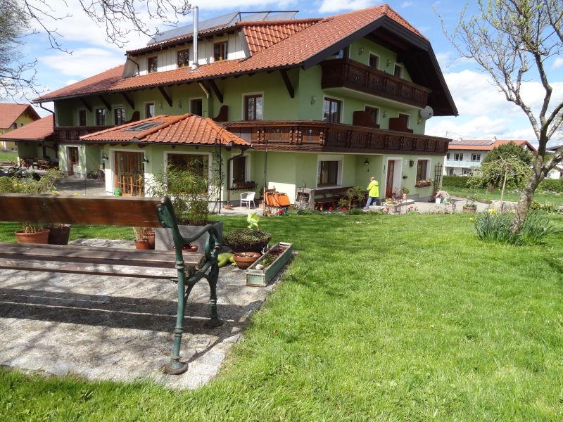Ferienwohnung Kronberg - Pension Holzapfel