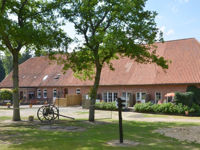 Bauernhof Mühlenhof Wohlenbüttel