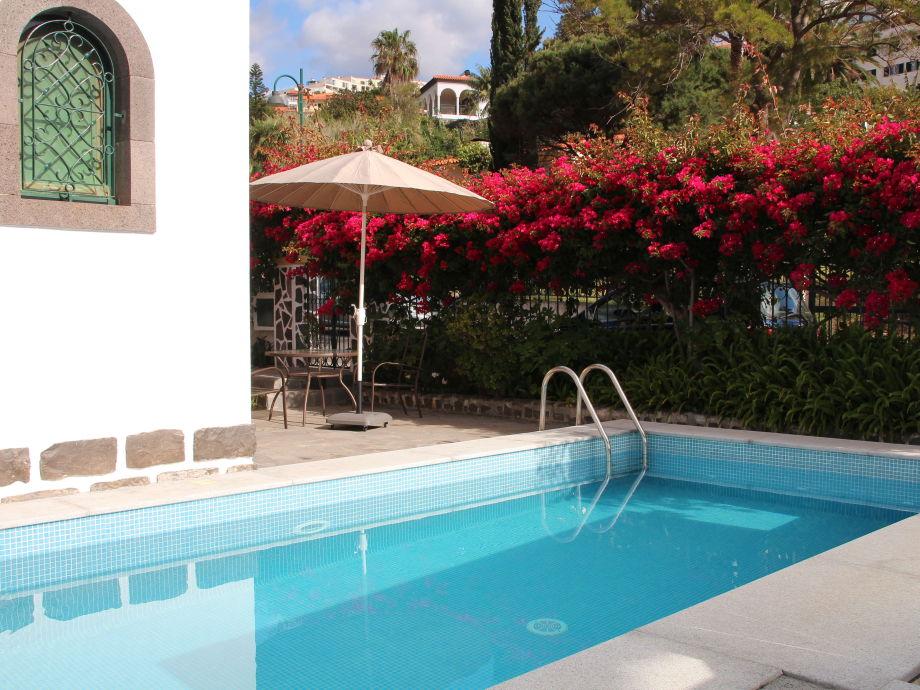 Pool für die Hausgäste