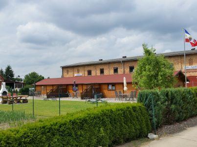Blockferienhaus an der Müritz