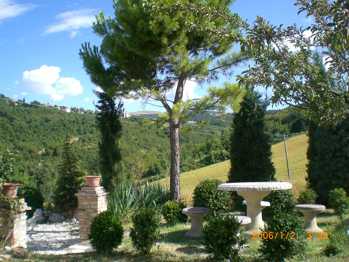 Ferienhaus mio piccolo castello italien marken ancona for Garten sitzgruppe