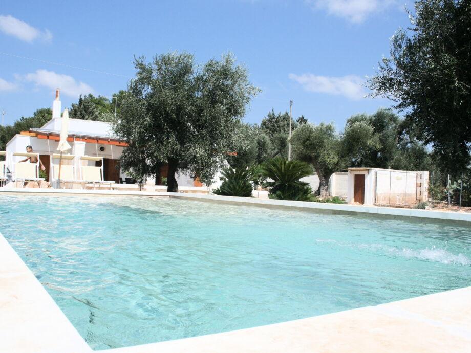 Ferienhaus Apulien - Villa Spadalunga