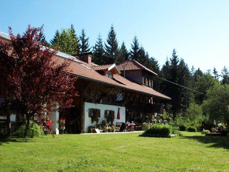 Holiday apartment Berghof Steinbauer