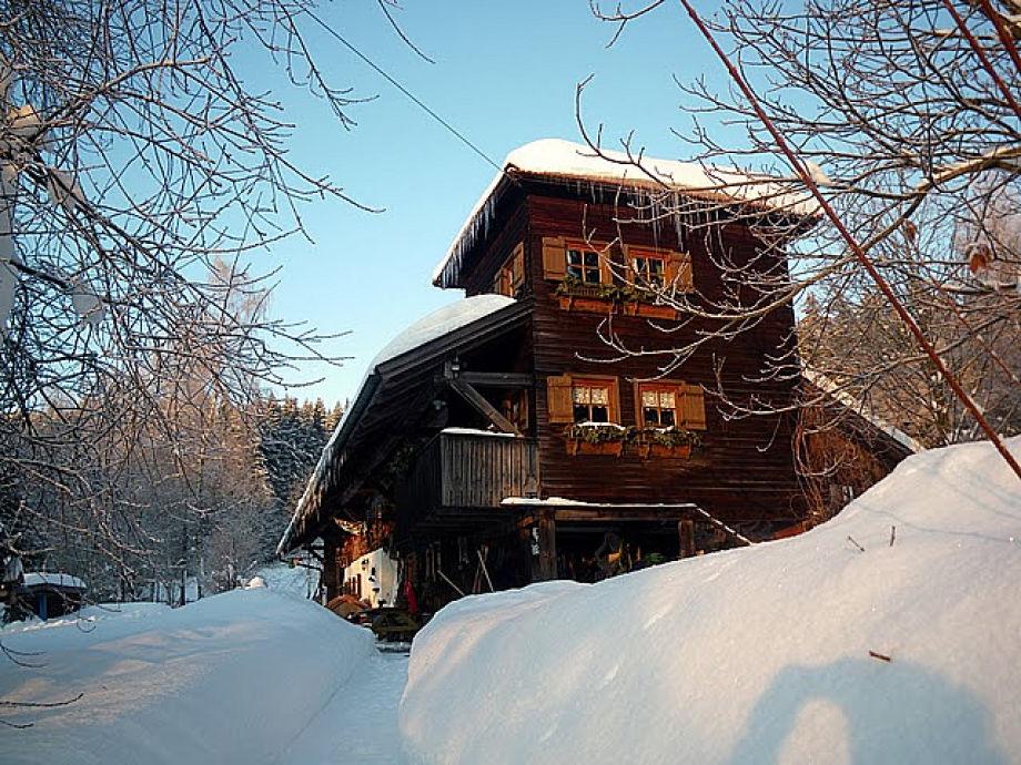 Winter-Berghof