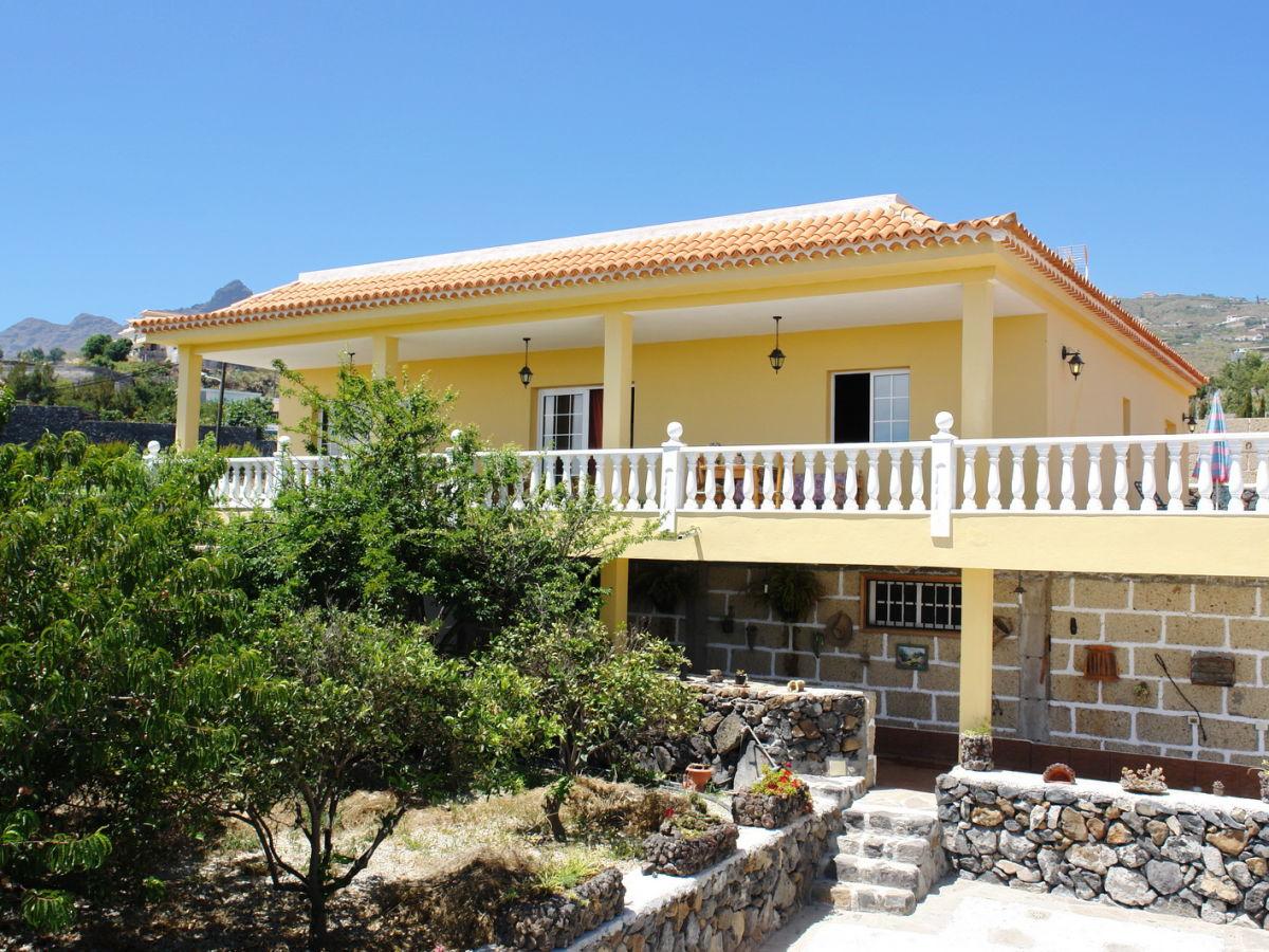 Ferienhaus Casa Maria Teneriffa Sud Arona Auf Teneriffa Firma