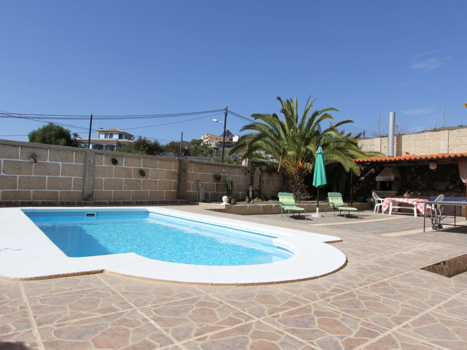 Der Pool - Casa Maria - Teneriffa Süd