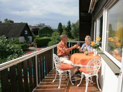 Ihr Gastgeber Barbara und Josef Hoog