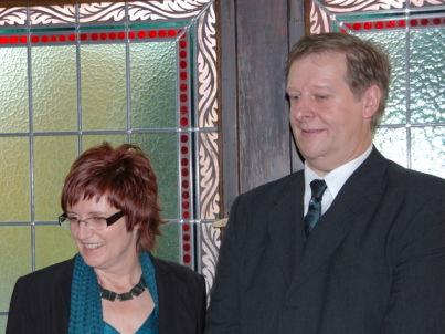 Ihr Gastgeber Ingrid und Ulrich Aehringhaus