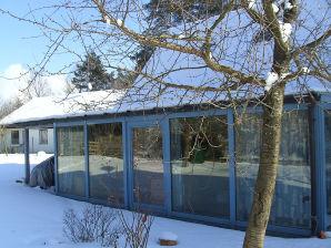 """Ferienwohnung """"Blaues Haus"""""""