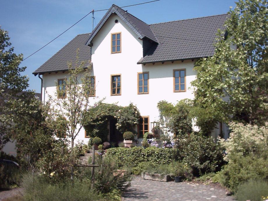 Ansicht des Haupthauses