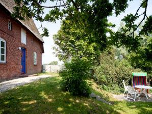 Ferienwohnung Reetdach-Bauernhaus
