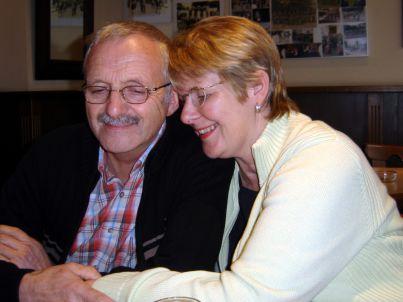 Ihr Gastgeber Hanna und Egon Heidemann