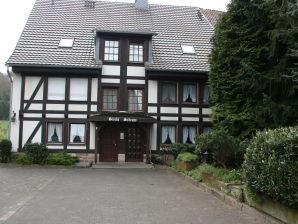 Holiday apartment Siecks Scheune next to the Weser