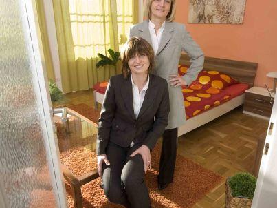 Ihr Gastgeber City Apart Dresden Simone und Constanze Melcher