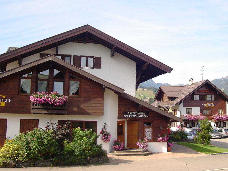 Gatterhof Sommer