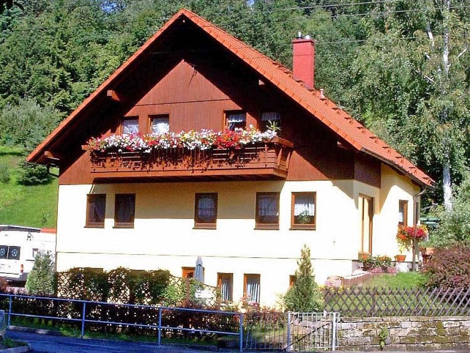 Unser Haus in Prossen
