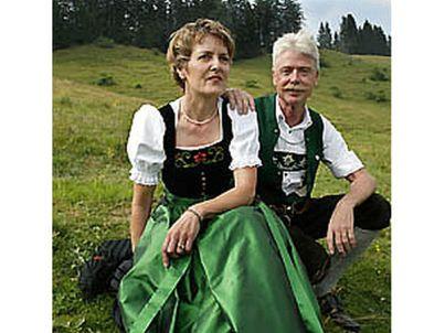 Your host Hans Joachim Schneider