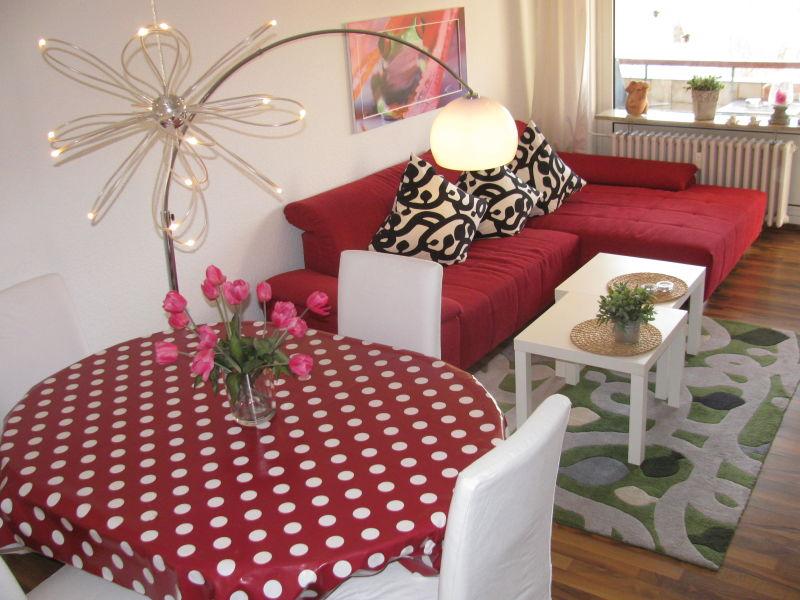 Ferienwohnung Top schicke 75m² 3-Zimmer-Wohnung!!