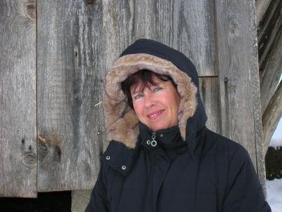 Your host Friederike Egger