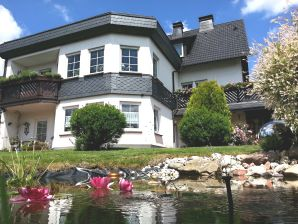 Holiday apartment house Luge Winterberg holiday resort Sauerland