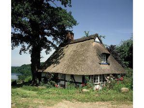 Landhaus Reetdachkate