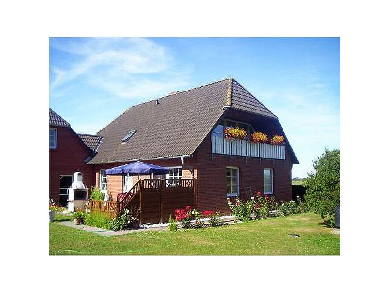 Holiday apartment Nordsee-Weltblick