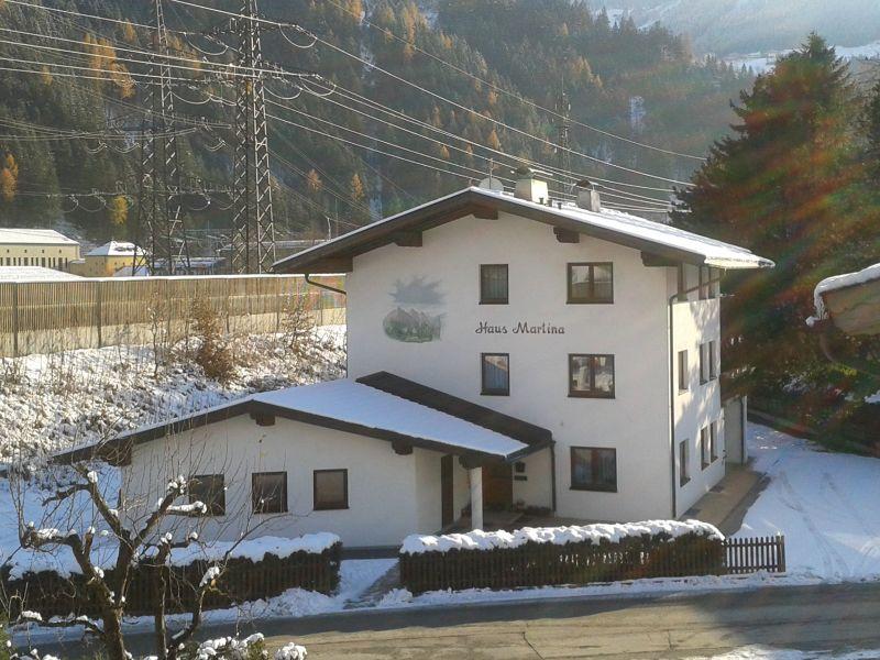 Holiday apartment house Martina