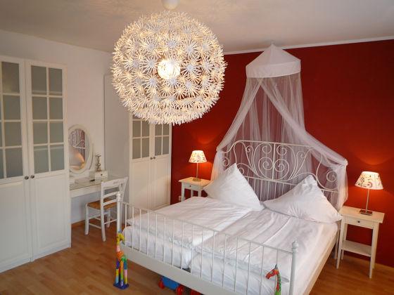 romantische schlafzimmer bilder ferienwohnung refugium berlin city frau ina kamin - Romantisches Schlafzimmer