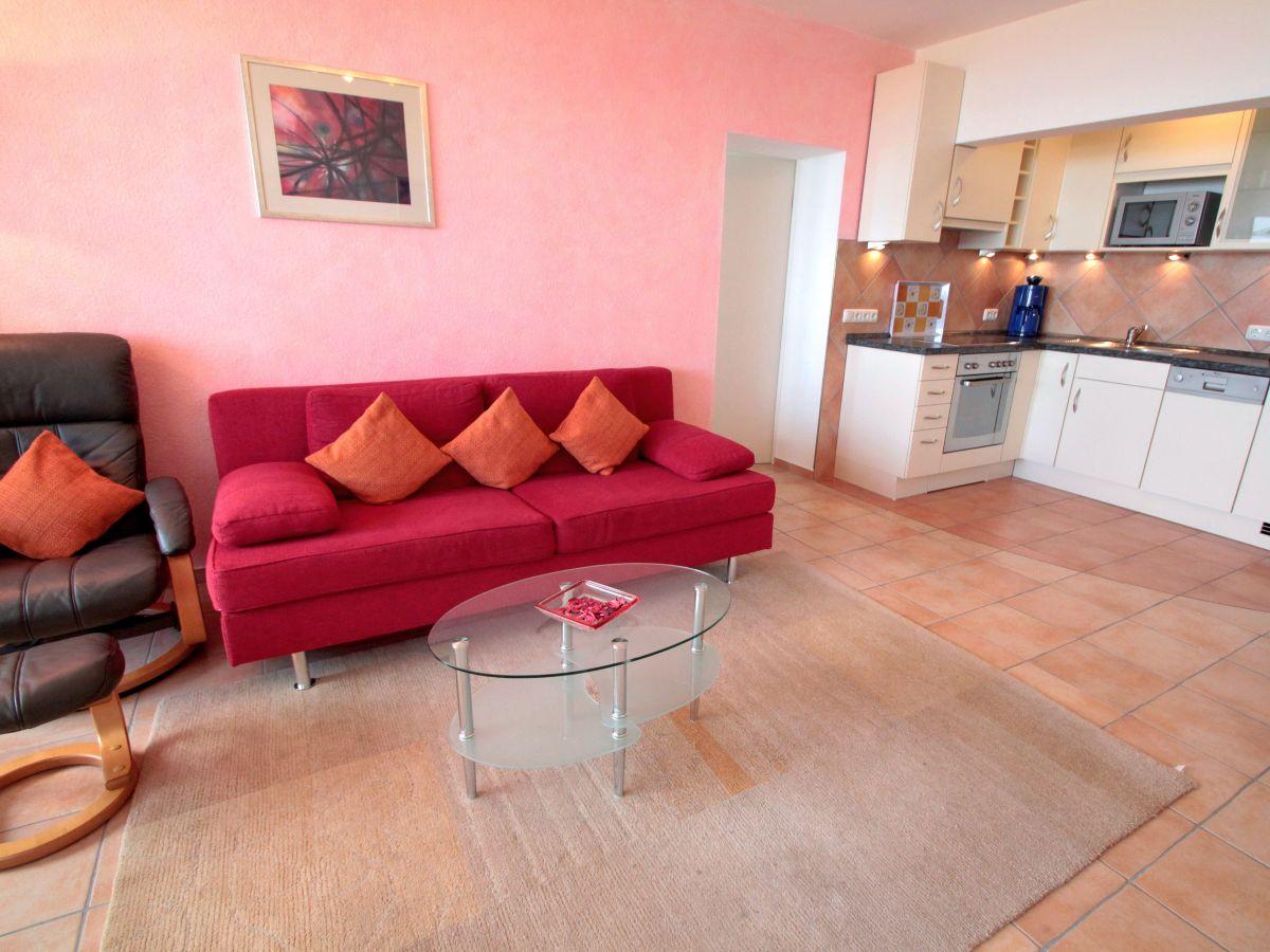 Ferienwohnung am sahlenburger strand as23 cuxhaven - Traum wohnzimmer ...