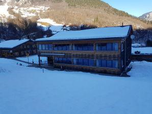 Ferienwohnung im Haus Mazgan