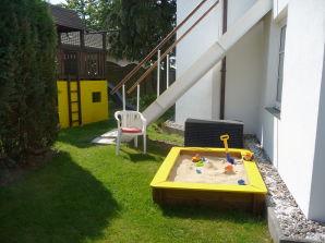 Ferienhaus Piratenburg bis 10 Personen