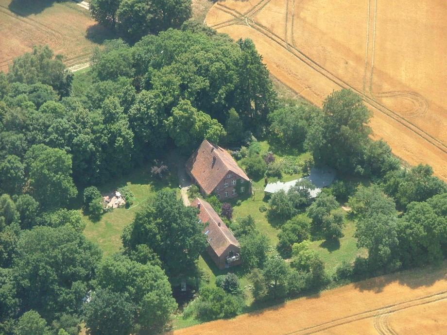 """Inmitten von Wiesen und Feldern:  die """"Alte Ziegelei"""""""