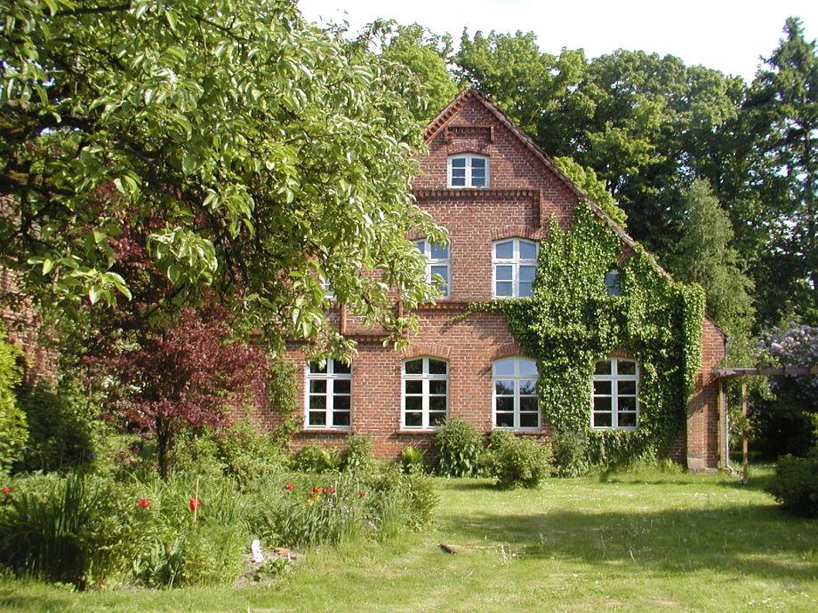 Wohnhaus der Gastgeber.