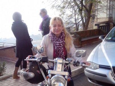 Your host Eva-Maria Scholz